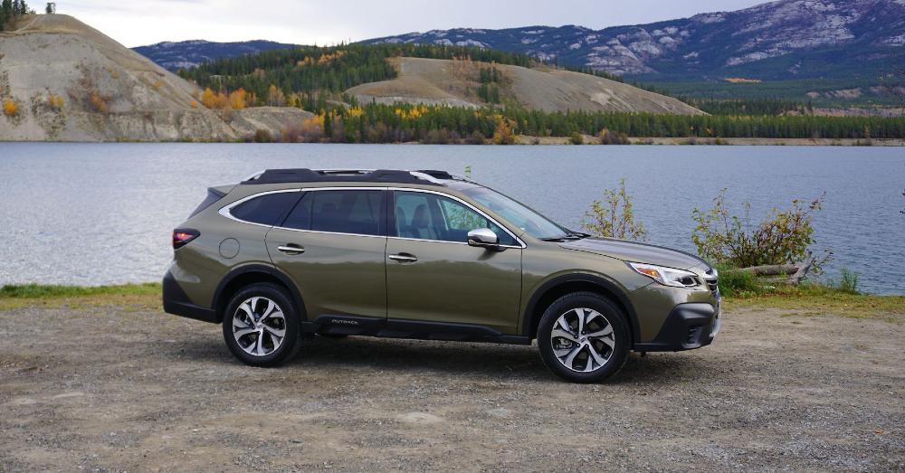 2020 Subaru Outback: A Modern Version of a Classic