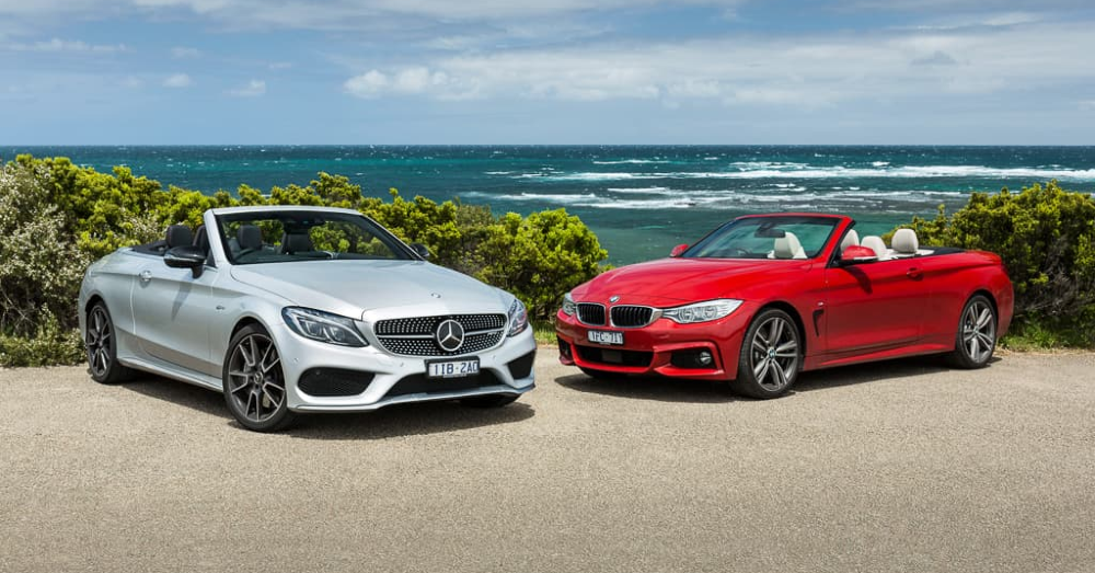 Excellence from BMW and Mercedes-Benz Compared