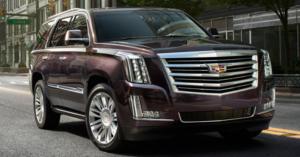 Excellence Found in the Cadillac Escalade