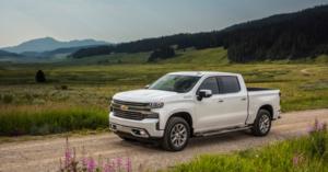 2020 Chevrolet Silverado: Put this Truck to Work