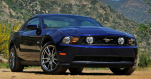 used Mustang