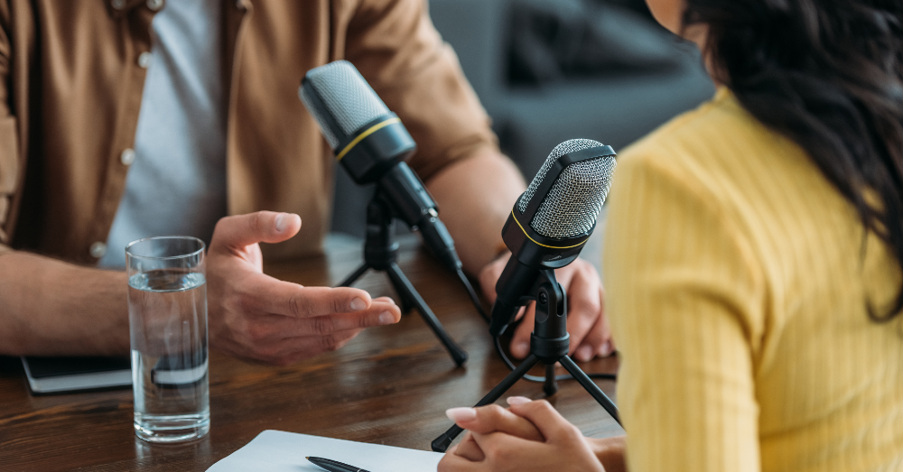 Could Starting a Podcast Be Your Business's Next Step?
