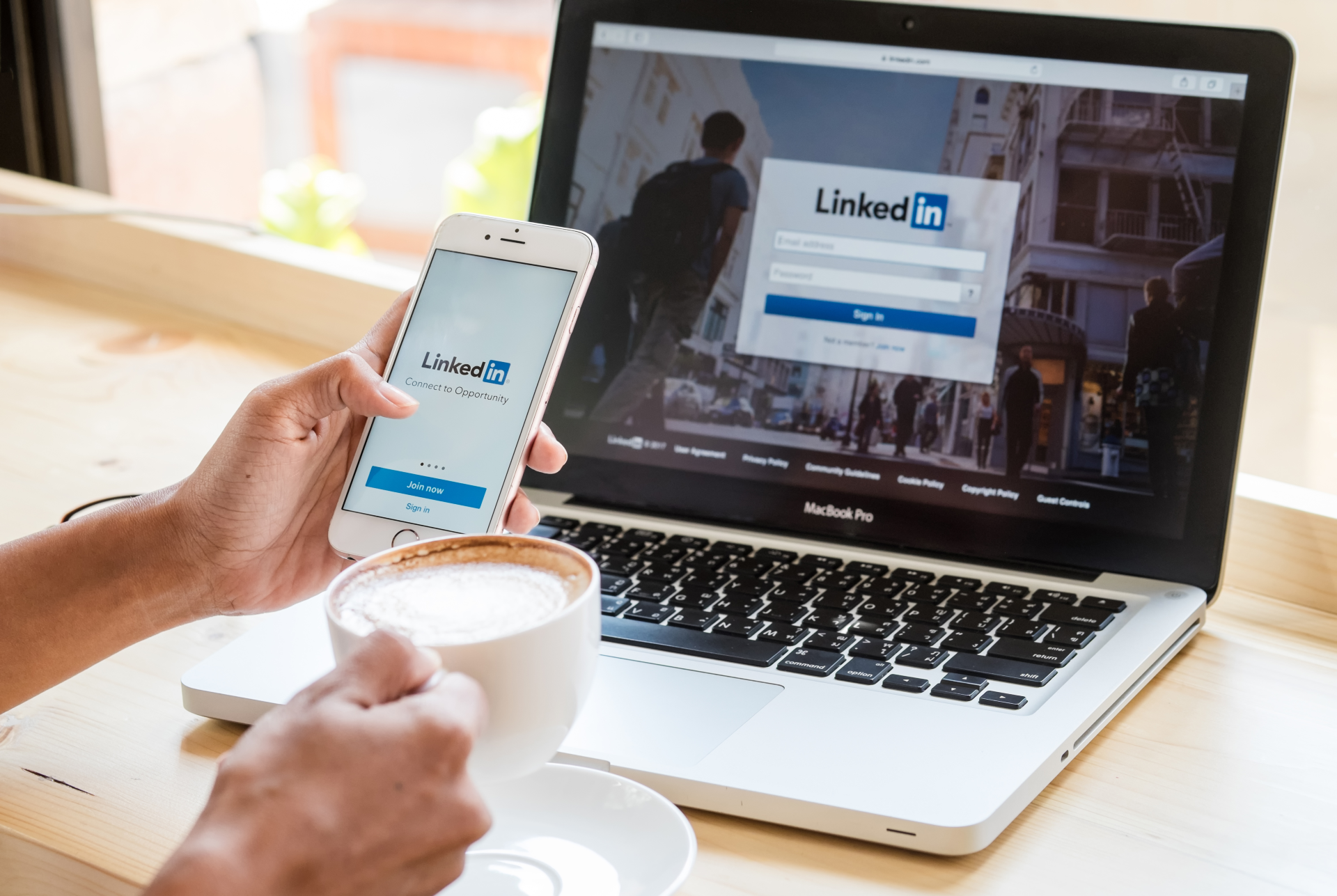 How LinkedIn Can Send Your Business to the Top